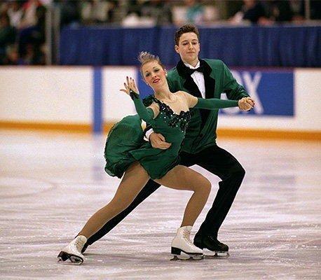 Юные фигуристы Свердловской области заняли второе место в спортивных танцах на льду