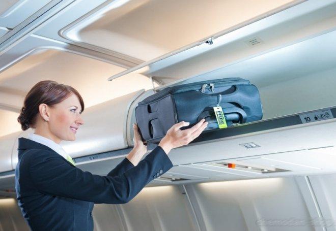 Появились новые правила транспортировки ручной клади в самолетах в России