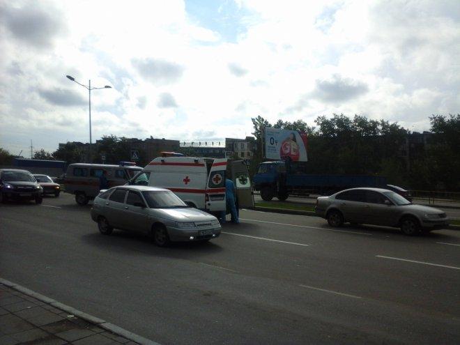 Новая трагедия – после того, как водитель сбил пешехода в Шадринске, он скрылся с места преступления