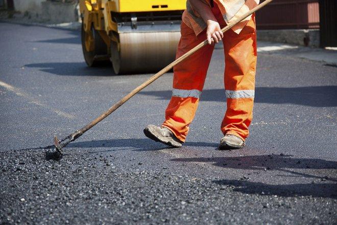 Курган входит в первую десятку областей, где проводится ремонт «убитых» дорог