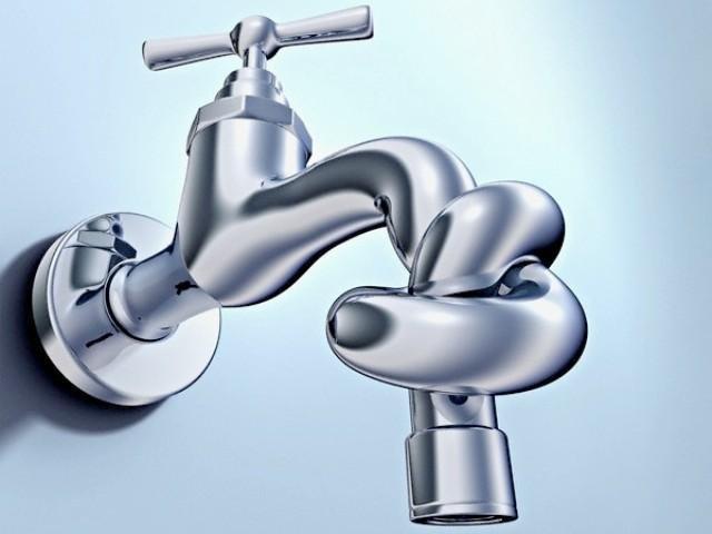 В выходной день жители Кургана будут без воды