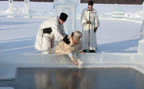 На Крещение в Шадринске будет создана одна санкционированная купель