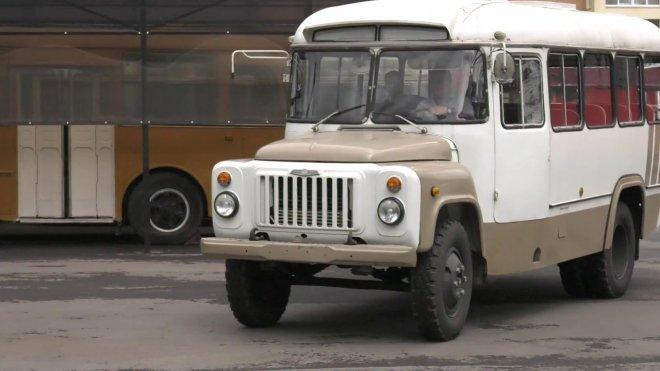 Юбилей: 60 лет первому курганскому автобусу