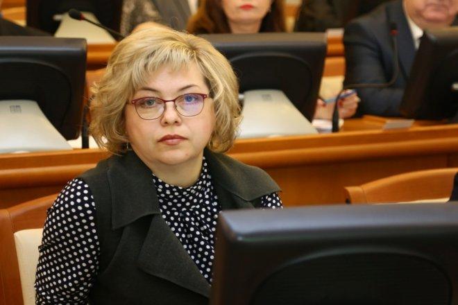 В результате произошедшего скандала уволена Наталья Бобкова – директор департамента науки и образования Курганской области