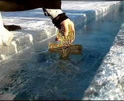 Как прошли крещенские омовения в Курганской области