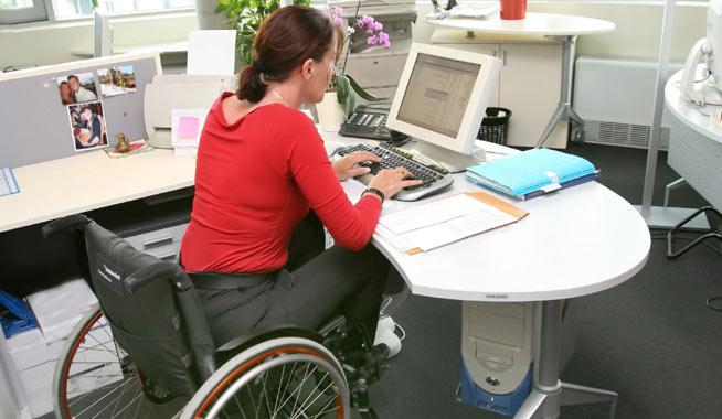 У инвалидов Зауралья появилась возможность трудоустройства