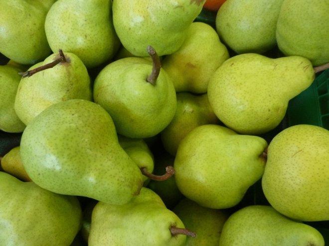 На одном из рынков Кургана нашли 200 килограмм санкционных груш