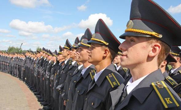 Прием в курсанты: в Кургане бесплатно обучат будущих сотрудников полиции