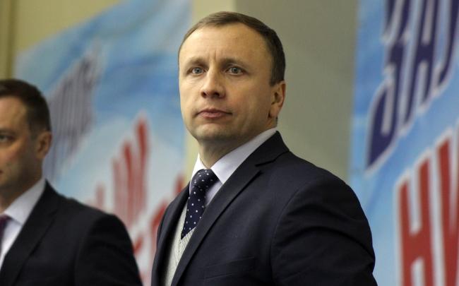 Михаил Звягин (Зауралье) Курган, уходит с должности тренера