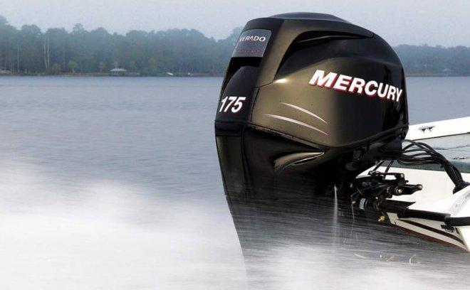 Лодочные моторы Mercury - прошлое и настоящее
